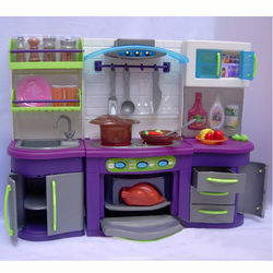 Pretend and Play Kitchen Set