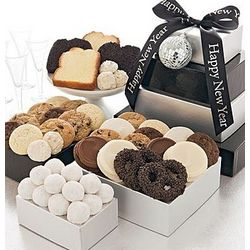 New Year Bakery Gift Tower