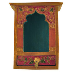Handpainted Wooden Shrine