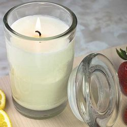 Organic Strawberry Lemonade Candle