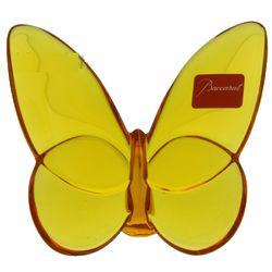 Baccarat Topaz Lucky Butterfly