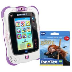 VTech 2S Toy with Brave Game Gift Set
