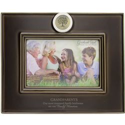 Grandparents Tree of Life Photo Frame