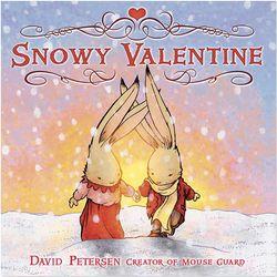 Snowy Valentine Children's Book