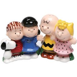 Peanuts Gang Salt and Pepper Shakers