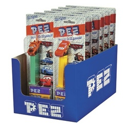 Cars Movie Pez Dispenser