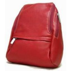 Leather Women's Mini Backpack