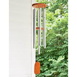 Small Amazing Grace Wind Chime