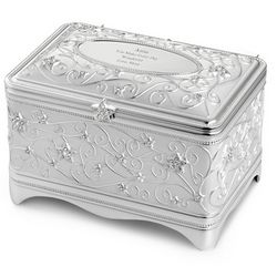 My Girl Musical Jewelry Box