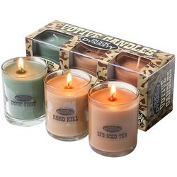 Duck Dynasty Votive Candles Set