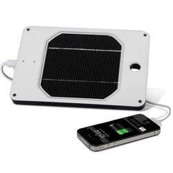 Rapid Solar iPhone Charger