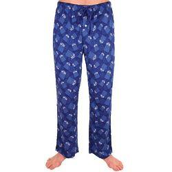 Doctor Who Blue Tardis Lounge Pants