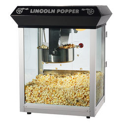Lincoln Tabletop Popcorn Maker Machine