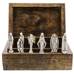 Personalized Hail Mary Box of Saints