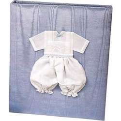 Swiss Batiste Baby Boy's Outfit Photo Album