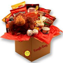 Tough Guys Snacks Care Package