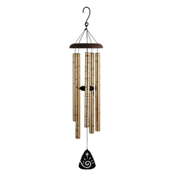 """Comfort and Light"" Wind Chimes"
