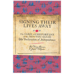 Signing Their Lives Away Book