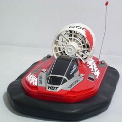 RC Three Channel Single Fan Hovercraft
