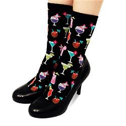 Tropical Drinks Socks