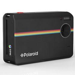 Black Polaroid Instant Digital Camera
