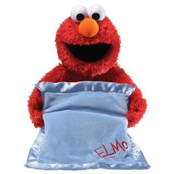 Peekaboo Elmo Plush