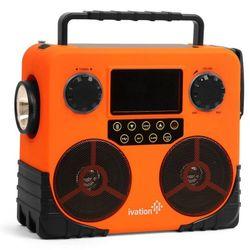 Solar Flexible Power Survival Radio