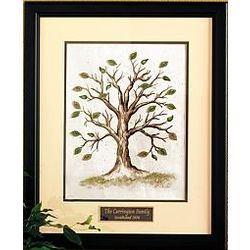 Personalized Family Tree Print Kit