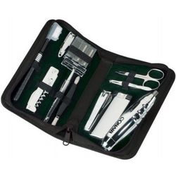 Men's Leather Travel Manicure Set