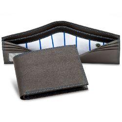 New York Mets Game Used Uniform Wallet