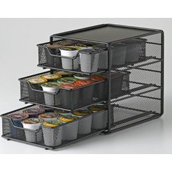 36 K-Cup Holder with Drawers