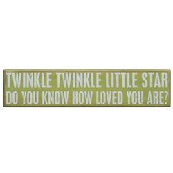 Twinkle Twinkle Box Sign