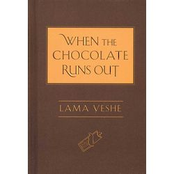 When the Chocolate Runs Out Book