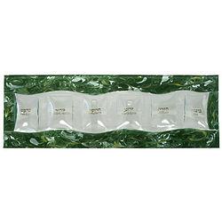 Ribbon Seder Plate