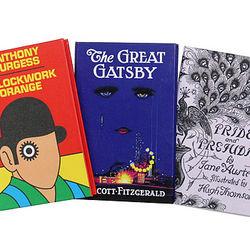 Literary Art iPad Case