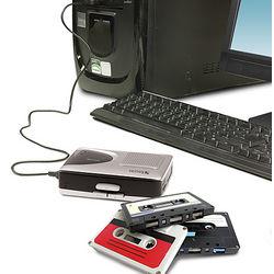Cassette To Digital Converter