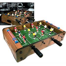Tabletop Soccer Foosball Game