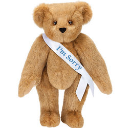 I'm Beary Sorry Teddy Bear