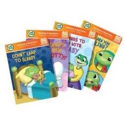 Leapfrog Tag Jr. Toddler Milestones Book Set