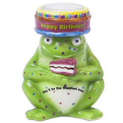Hoppiest Ever Birthday Tea Light Holder