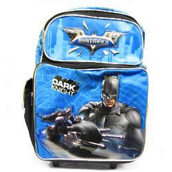 Batman Dark Knight Rolling Toddler Backpack