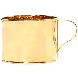 Gold Edition Tin Cup