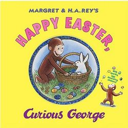 Curious George Happy Easter Book