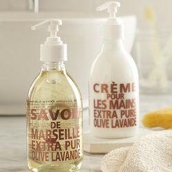 Savon de Marseilles Lavender Soap and Lotion Set