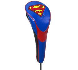Superman Performance Head Cover