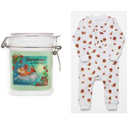 Baby Girl's Jammies in a Jar