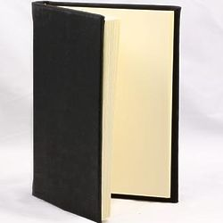 Professional Executive Italian Leather Journal