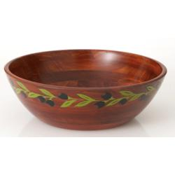 Engraved Large Cherry Bowl