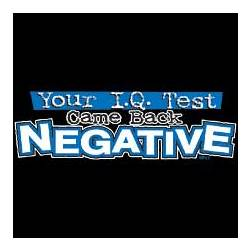 IQ Test T-Shirt
