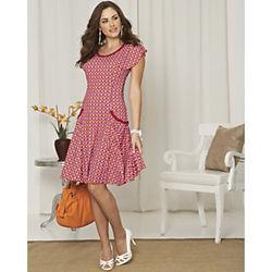 Rita Flutter Dress